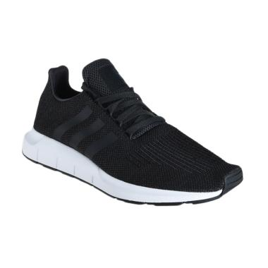 adidas Originals Men Swift Run Shoes - Black [CQ2114]