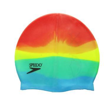 Speedo Polos Topi Renang Unisex - Pelangi