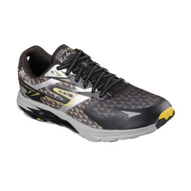 Skechers Gowalk 3 Unwind Mens Sneakers Hitam - Referensi Daftar ... 9085fbe0d8