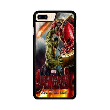 Flazzstore Hulk Vs Hulkbuster Aveng ... e 7 Plus or iPhone 8 Plus