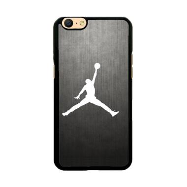 Flazzstore Air Jordan Black Texture ... asing for Oppo A57 or A39