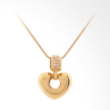 Cocoa Jewelry Heartbeat Kalung