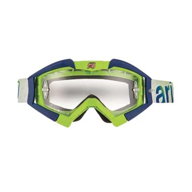 ariete MX Goggles Riding Crows Kacamata Goggle - Hijau Muda
