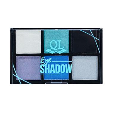 QL Cosmetic Eye Shadow Type 02 [10  gr]