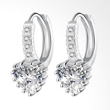 SOXY LKNSPCE734 New Exquisite Fashi ... ed Zircon Ladies Earrings