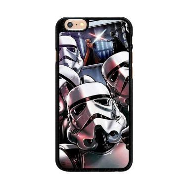 harga Flazzstore Star Wars Stormtrooper Selfie Z4205 Custom Casing for iPhone 6 or iPhone 6S Multi Blibli.com