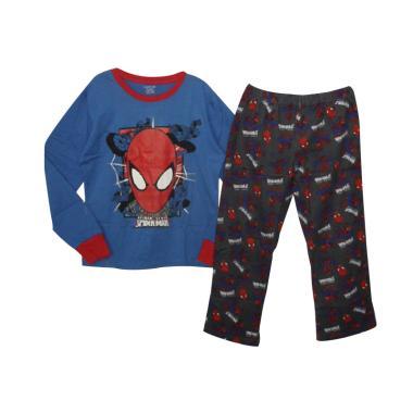 VERINA BABY Calubby Spiderman Pajamas Baju Tidur Anak