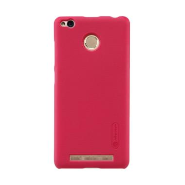 Nillkin Super Frosted Shield Hardca ... i 3 Pro or Redmi 3S - Red