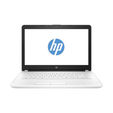 HP 14-bs015TU Notebook - Silver [14Inch/Core i3-6006U/4GB/500GB/Win10]