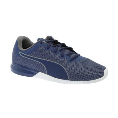 PUMA Vigor Mens Running Shoes Sepatu Lari Pria - Dark Navy  18953305  179469c851