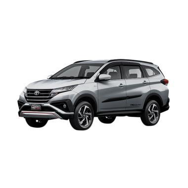 Toyota All New Rush 1.5 TRD Sportivo Mobil - Silver Mica Metallic