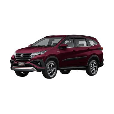 Toyota All New Rush 1.5 G Mobil - Bordeaux Mica