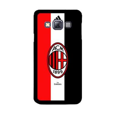 OEM AC Milan Logo Custom 1 23 Hardcase Casing for Samsung A3 2015