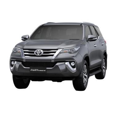 Toyota New Fortuner 4x2 2.4 VRZ DSL ... - Dark Gray Mica Metallic