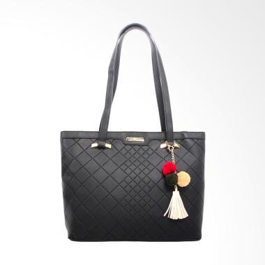 Elizabeth Bag Nishi Tote Bag - Hitam