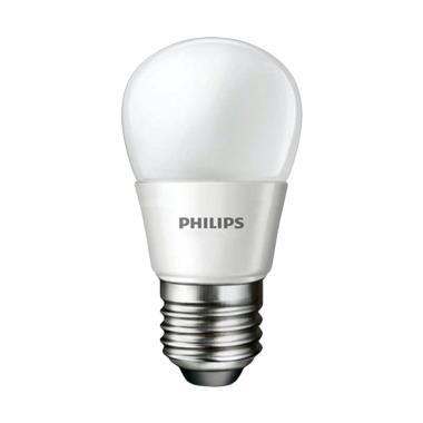 PHILIPS Bohlam Lampu LED - White [6.5 W]