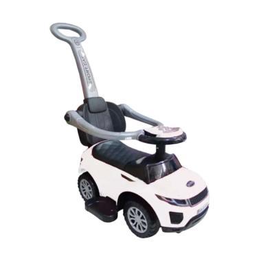 Pliko PK601W Ride On Range Rover Mainan Anak - White