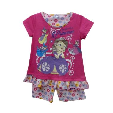 STB Kids Sofia 02 Setelan Baju Anak Perempuan