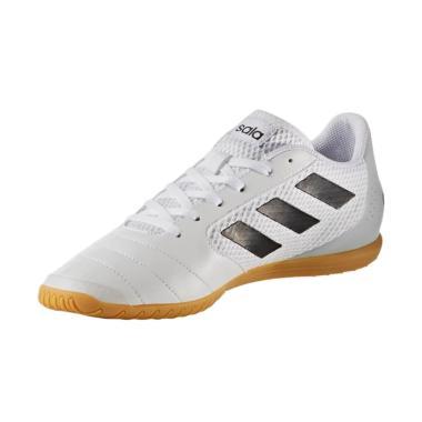 Adidas Sala Sepatu Futsal Pria - White [ACE 17.4]