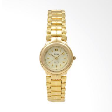 Alba ATCX66 Jam Tangan Wanita - Gold