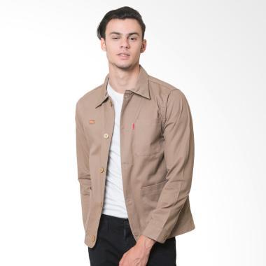 Oliveinch Engineering Jacket Clive Pria - Khaki
