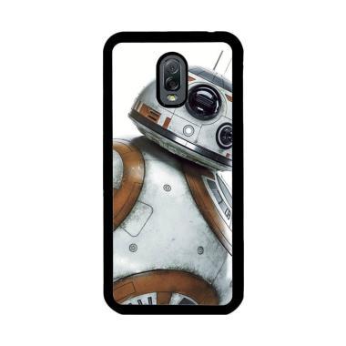 Flazzstore Star Wars Bb8 Portrait L ... or Samsung Galaxy J7 Plus