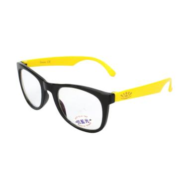 iDealEZ Anti-Blueray and UV400 Fash ... glasses for Kids - Yellow