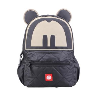Catenzo Junior Mickey Mouse Backpac ... ah Anak Perempuan - Black