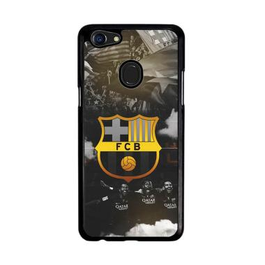 ROCKETCASE Barcelona Logo Wallpaper ... rdcase Casing for OPPO F5