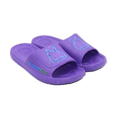a6376816b44 Kanan Kiri K 7009 Sandal Anak Perempuan - Purple