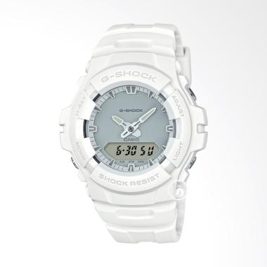 CASIO G-Shock Limited Edition Jam T ...  Matte White [G-100CU-7A]