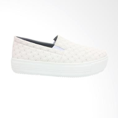 Dr.Kevin 43239 Women Slip On Shoes - White