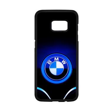 Acc Hp BMW Blue Logo X5027 Casing for Samsung Galaxy Note FE