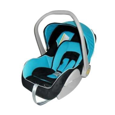 Pliko PK02 Carrier Car Seat Bayi - Blue Black
