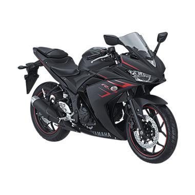 Yamaha All New R25 ABS Sepeda Motor [VIN 2018/ OTR Jabodetabek]