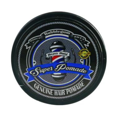PROMO..!!! Super Pomade Oil Based Super Pomade Aroma Bubblegum Minyak Rambut [Hard/ 60g] Terlaris