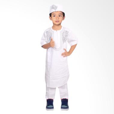 FAYRANY FKP-006A Busana Muslim Koko Pakistan Anak