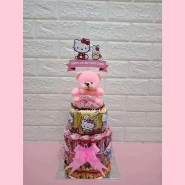 snack tower / snack ulang tahun / kue ulang tahun / snack cake / snack ultah/ kue ultah