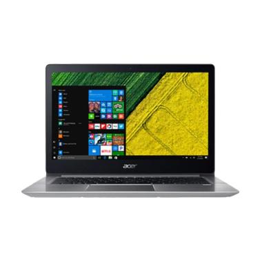 Acer Swift 3 i7 2ND Gen W10 Notebook - Silver