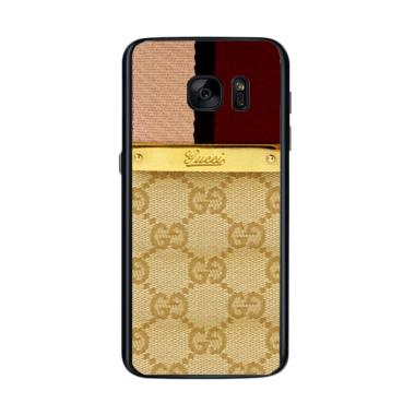 Acc Hp Gucci Wallet Inspired L1315 Custom Casing for Samsung S7