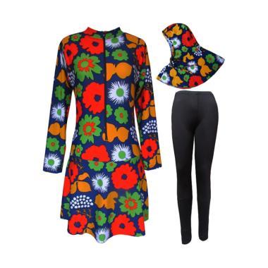 rainy-collections_baju-renang-muslim-dewasa-motif-bunga-_full02 10 Harga Busana Muslim Dengan Motif Bunga Teranyar bulan ini