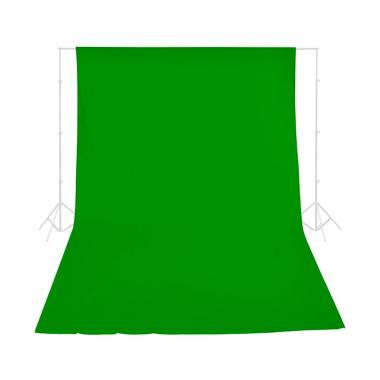 Phottix Seamless Muslin Photography Backdrop - Green [3 x 6 m]