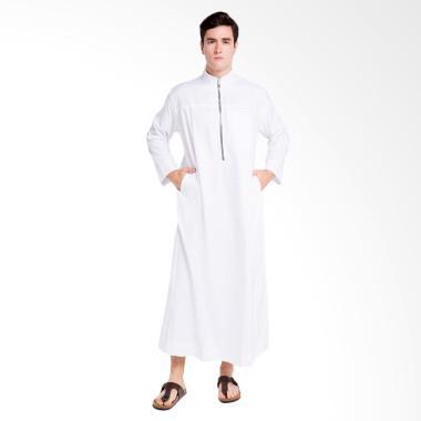 allev_allev-ahnaf-thobe---putih_full05 Inilah List Harga Busana Muslim Yang Elegan Terlaris saat ini