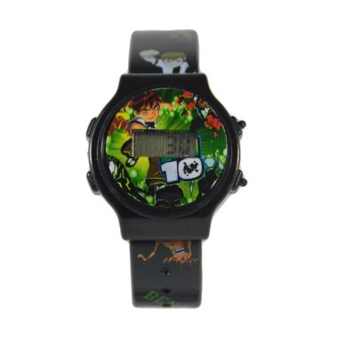 OEM DnB Collection Ben 10 Digital Jam Tangan Anak Laki-Laki - Hitam