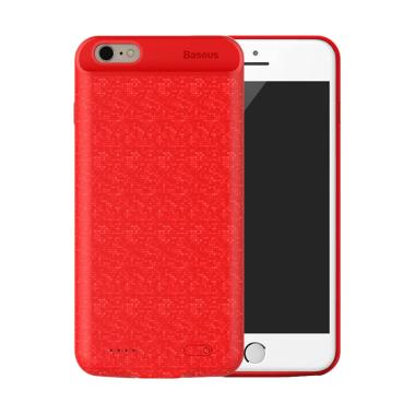 Baseus Plaid Backpack Powerbank Cas ...  6S Plus - Red [7300 mAh]