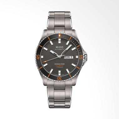 MIDO Ocean Star Automatic Analog Ja ... Grey [M026.430.44.061.00]