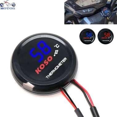 harga Zsdtrp Termometer Digital Pengukur Suhu Air Motor Universal Untuk Koso Xmax 300 250 125 Blibli.com