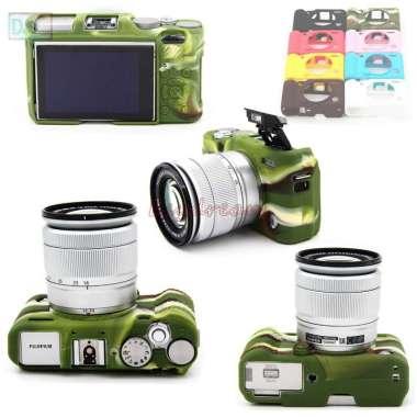 harga Casing Soft Case Bahan Silikon untuk Handphone Fujifilm xa3 xa5 xa20 XA10 Blibli.com