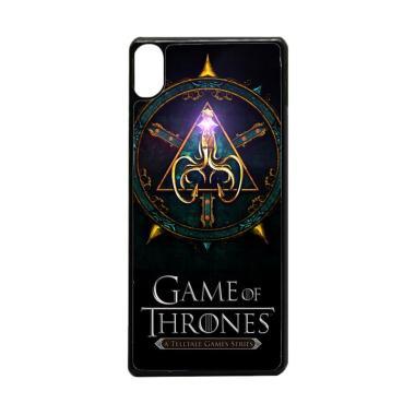 Acc Hp Game Of Thrones Greyjoy W3346 Custom Casing for Sony Xperia XA