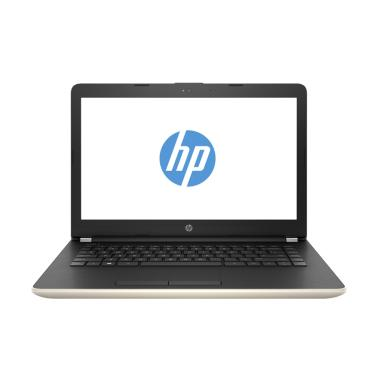 HP 14-BS504TX Notebook - Gold [Ci3- ... /Radeon 520 (2GB)/Win 10]